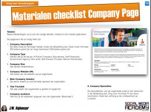 Handige checklists voordat je aan de slag gaat met bouwen